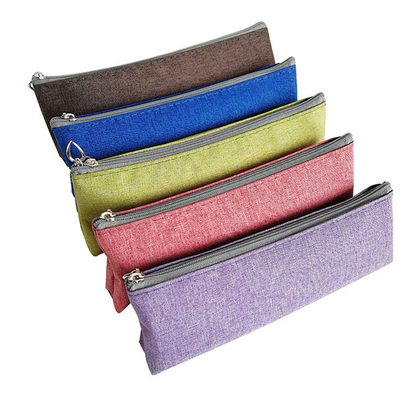Plain color 3-D storage bag